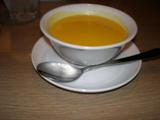 食彩堂 カボチャのスープ