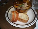 ランティミテ パンとレバーペースト