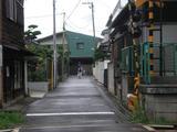 ワンダーキッチン 長谷駅踏切