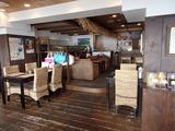 オープンビックカフェ 室内