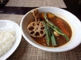 オープンビックカフェ スープカレー