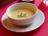 ホットキャロット スープ