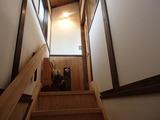 HIRANO 2階階段