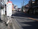 マニベ 六地蔵バス停