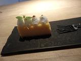 ブラッスリー 航 レモンチーズケーキ