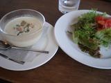 ウィウィ サラダとスープ