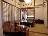 鎌倉すざく炭格子館 座敷