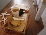 フィールアロハ ライスバーガー&お茶