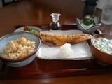 満 焼き魚定食