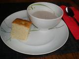 古典葉 シイタケのスープ