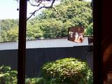 古典派 木の看板