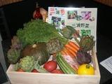フランチェスカ 三浦野菜