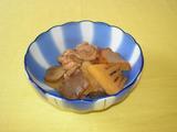 筍と鶏の煮物