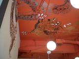 ロンタンリ 天井の龍
