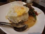 タイの食堂 ガパオライス