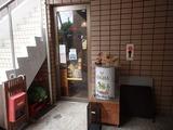 タイの食堂 入口