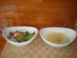 ノムリエル サラダとスープ