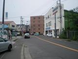 デサンジュ 新逗子入口バス停から