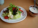 魚寅 サラダ