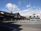 クロスケ 駅前ロータリー