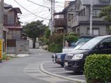 夏至南風 駐車場