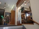 ファイブ カフェ 2階の入口
