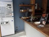 町の食堂 自販機