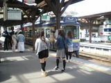 しゃもじ 江ノ電長谷駅
