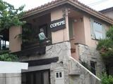 copepe  2階店の入口