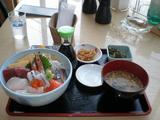 葉山港湾食堂 海鮮丼