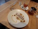 クルミッコ ケーキと紅茶