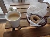 HOA コーヒーときなこミルクドーナツ