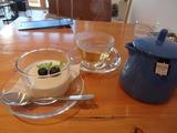 シーグリーン アールグレーと紅茶パンナコッタ
