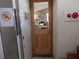 さかな食堂 3階入口