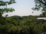 鎌倉山茶房 海を望む
