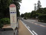 鈴の日 鎌倉街道バス停