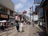 鎌倉食堂 真夏の小町通り
