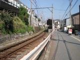 京七里 江ノ電七里ヶ浜駅