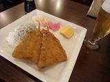 鎌倉食堂 アジフライ