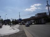 アンパサンド 横須賀線高架