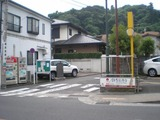 マーレ 鎌倉能舞台路地入口