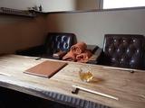 TUMUGI テーブル