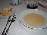 小町園 スープとパン