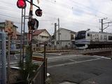 まさお 横須賀線踏切