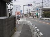 海人市場 道路沿い看板