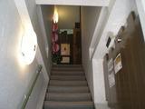 くくる食堂 階段