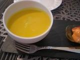 そわん 南瓜の冷製スープ