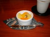 つきやま デザート杏仁豆腐