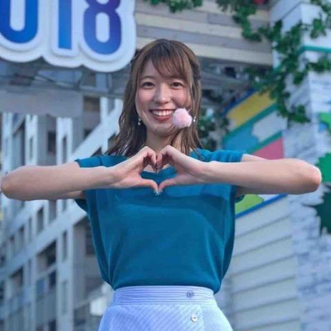 めざましテレビ お天気おねえさん 阿部華也子 画像 アイドル チェキ かやちゃん3957