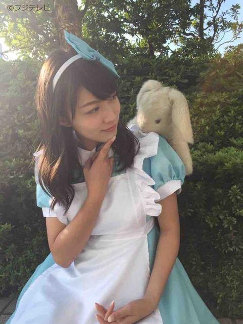 めざましテレビ お天気おねえさん 阿部華也子 画像 アイドル チェキ かやちゃん3943